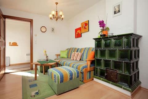 Pleasant Apartment in  Stuhlfelden with Terrace