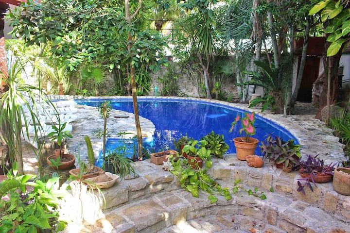 Casa Balam 71D + Pool