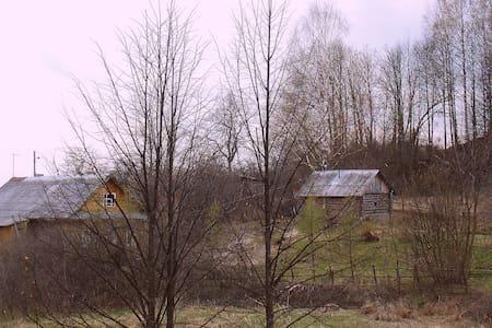 дом на кордоне, баня, приглашаю на рыбалку, охоту, - Kostroma
