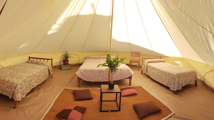 Refugio de montaña mamalluca