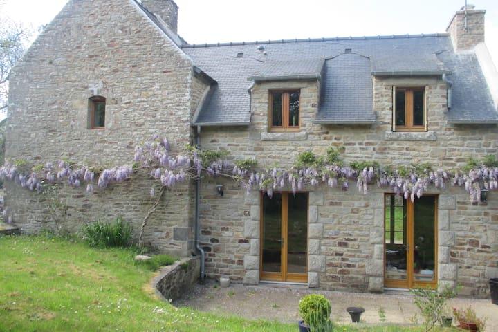 Rosgrand Manor's oven, Quimperlé, Brittany - Rédené - Dům