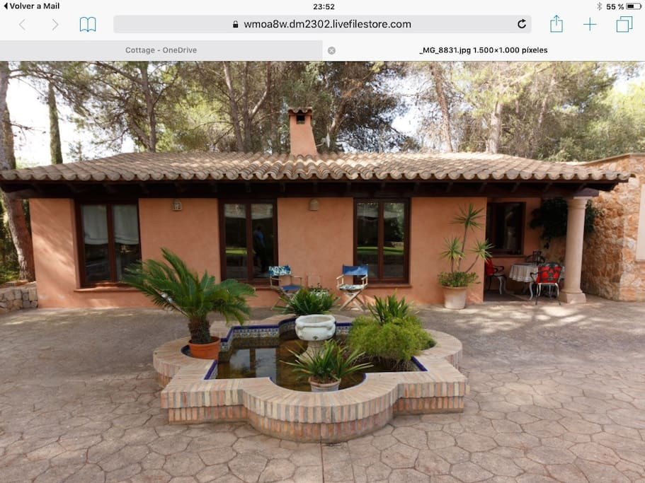 Lovely guest house maisons louer palma de majorque for Maison palma de majorque