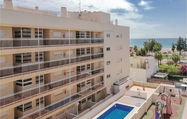 Holiday apartment with 2 bedrooms on 75m² in Moncófar