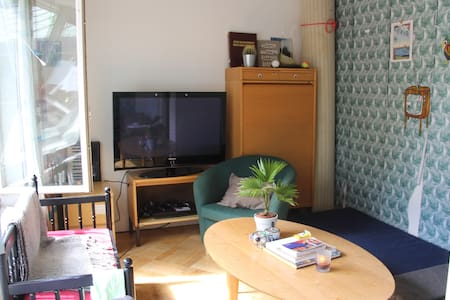 One bedroom in a big house near the city center - Haus