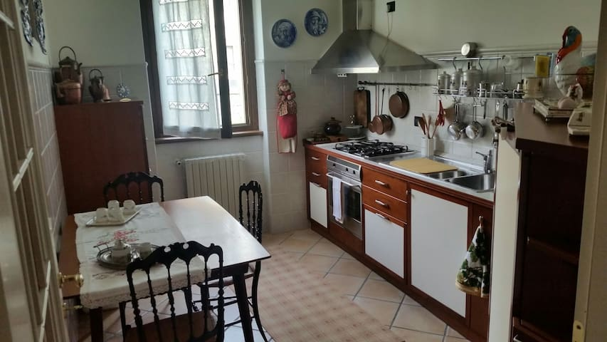 Appartamento spettacolare! 150 m2 - Tresivio - Apartmen