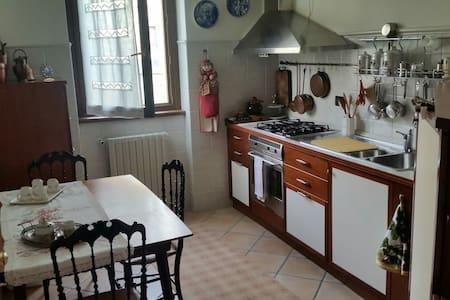 Appartamento spettacolare! 150 m2 - Tresivio - Huoneisto