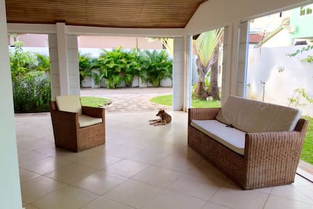 A Nice & Simple 2 Bed/2 Shower Bungalow - Accra
