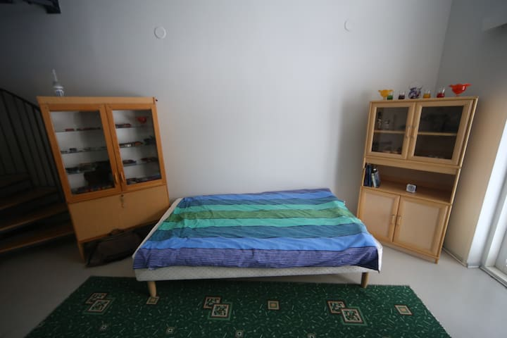 Nice room close to nature / Комната в Йоэнсуу - Joensuu - Lägenhet