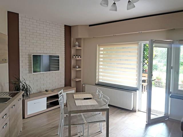 Giżycko - apartament do wynajęcia
