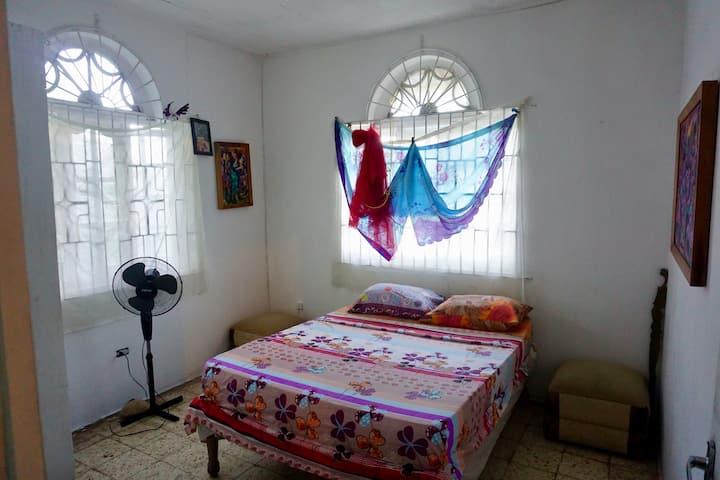Rastaman Rev's Garden House Room #3