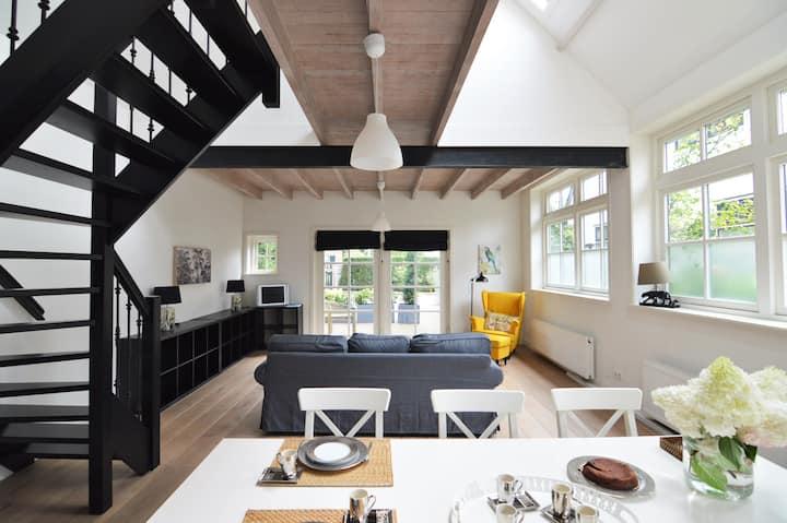 Unieke huis in het idyllische laren!!!