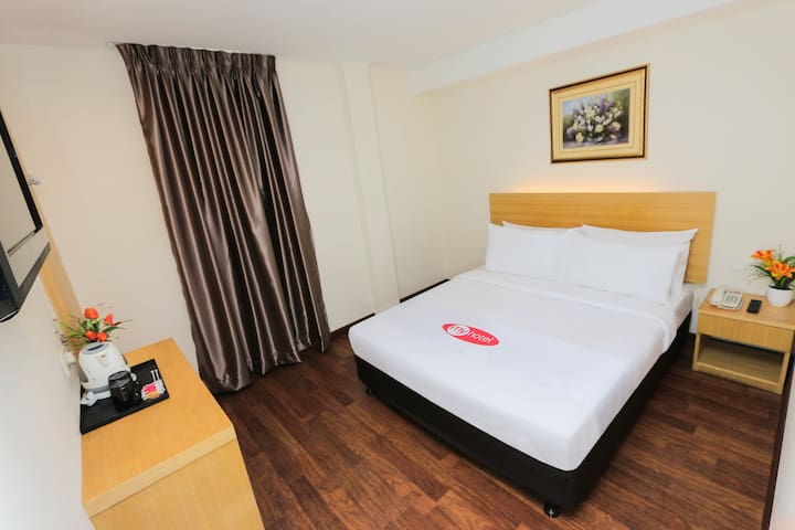 My Hotel @ sentral 2, KL Sentral