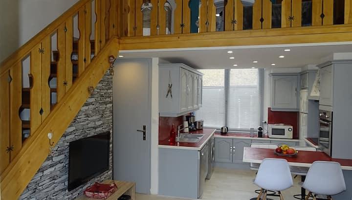 Appartement T2 duplex 2/4p Saint-Gervais Les Bains