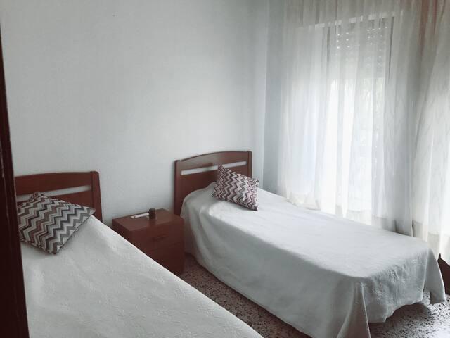 Zona tranquila para descansar - Granada - Huoneisto