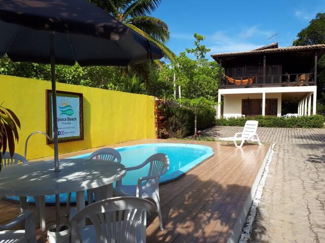 Casa maravilhosa Ipioca Maceió com 8 quartos