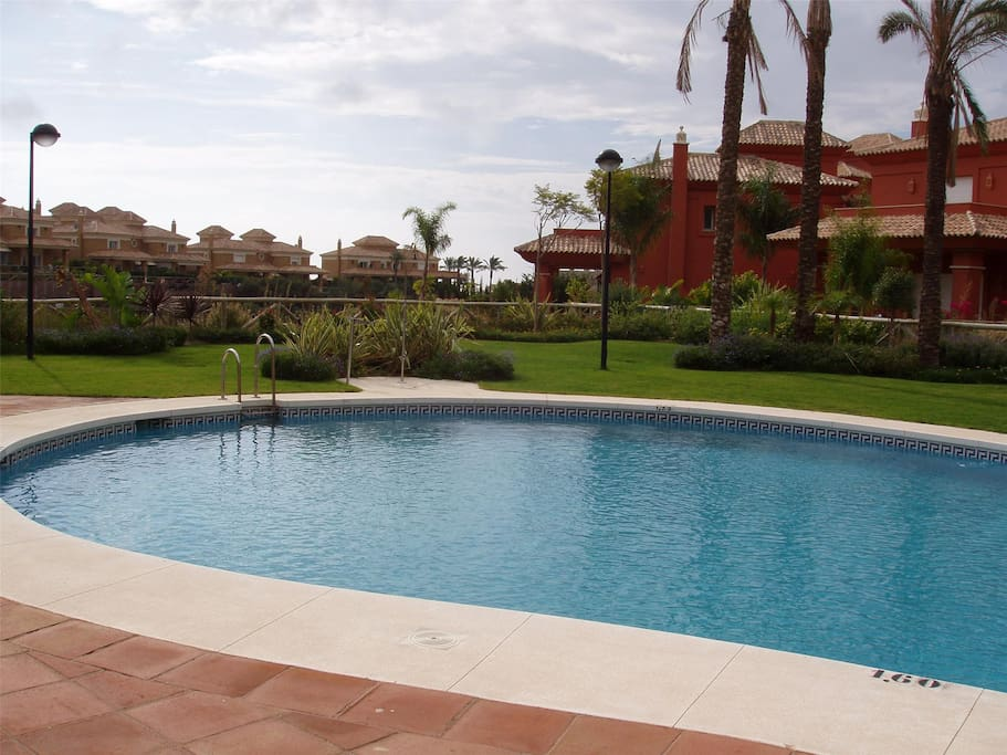 Holiday House For 6 Persons With Swimming Pool Flats For Rent In Marbella Spain