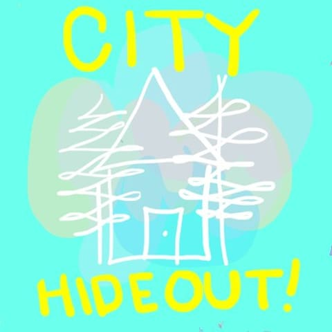 CITY HIDEOUT! Perfect place for soul wanderers!
