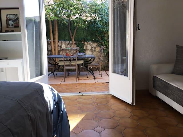 Fantastic Studio with a great outside area.. - Saint-Jean-Cap-Ferrat - Appartamento