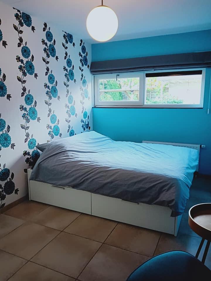 Zelfstandig appartement 30 m2