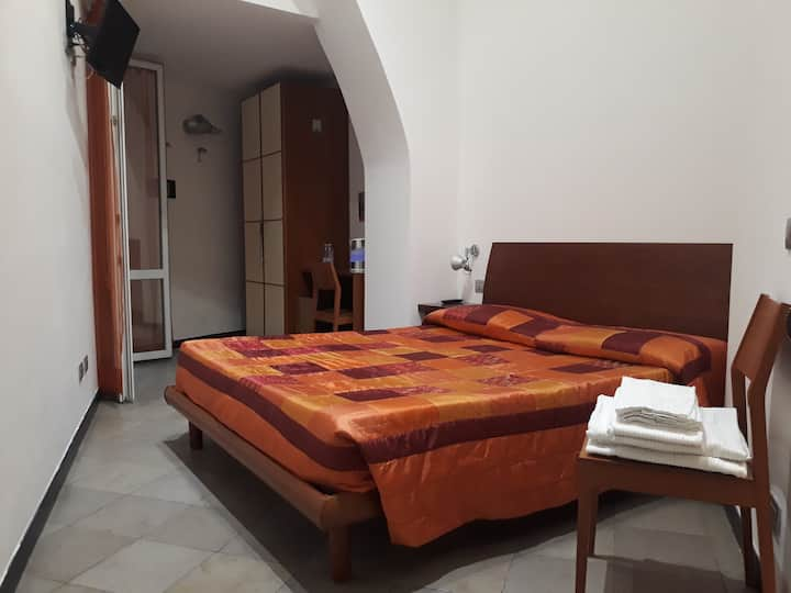 double room Marco Levanto 5Terre