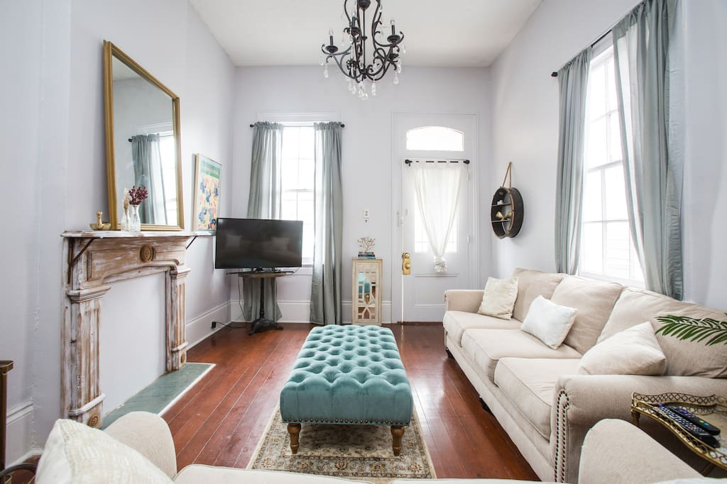Prime Locale In The Historic Marigny 3 Bedrooms Houses For Rent In New Orleans Louisiana