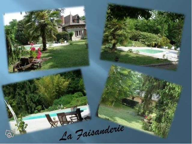 La Faisanderie - Saint-Florent-sur-Cher - Bed & Breakfast