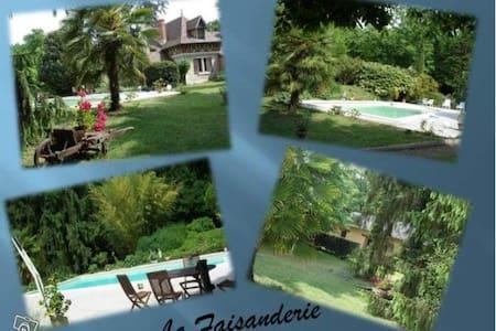 La Faisanderie - Saint-Florent-sur-Cher - Wikt i opierunek