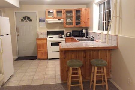 Guest Suite in Lillooet - Lillooet - Mobilyalı daire