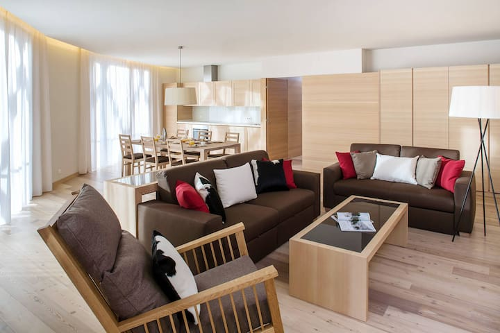 Apartment Premium Apartments Edelweiss for 6 persons