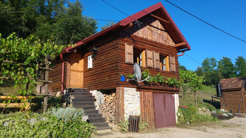 Studio-apartment River - Veljun - Chalet
