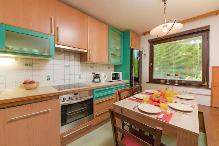 Apartments Rikli Bled 89m2