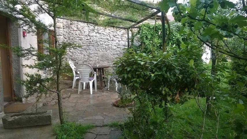 One bedroom apartment with balcony Veli Mlun (Central Istria - Središnja Istra) (A-13099-c)