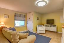 Cheery living area