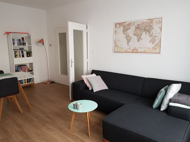 Comfortable appartment in the lovely 'Zuid' Area