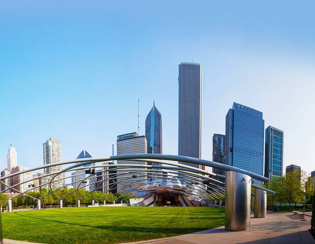 Guidebook for Chicago's South Loop & Downtown Areas