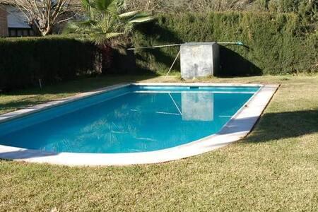 Casa para disfrutar y relajarse en familia - Santa María de Trassierra