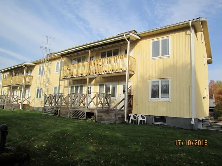 Naturnära lägenhet i Småland