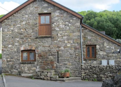 Converted stable in South Wales - Glyn-Nedd