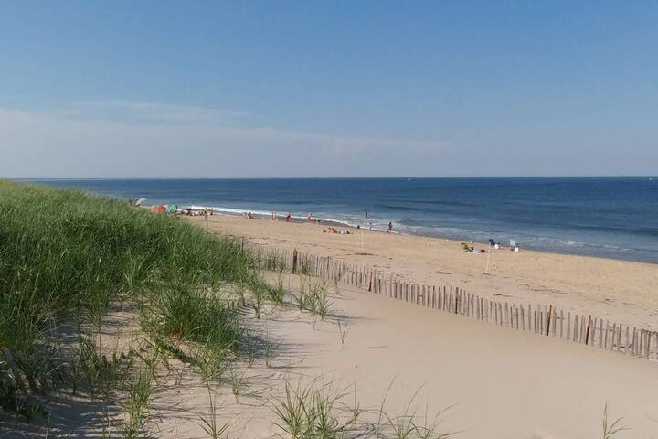 Salisbury Beach - one of the top 10 beaches near Boston - stroll along the soft sand or frolic in the surf