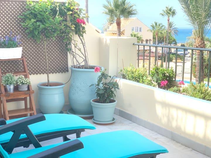 Apto lujo 5* en Marbella Wifi 300MB. Nikki Beach