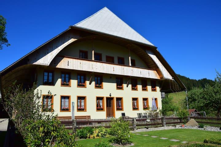 Ferienwohnung im Emmentaler - Bauernhaus