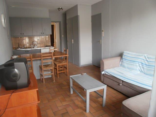 Agréable cottage T3 Lit et Mixe proche océan - Lit-et-Mixe - Apartamento