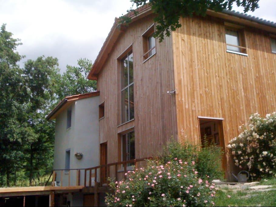 maison écologique