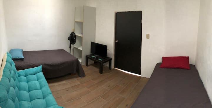 MLM Apartamento pequeño en el centro.