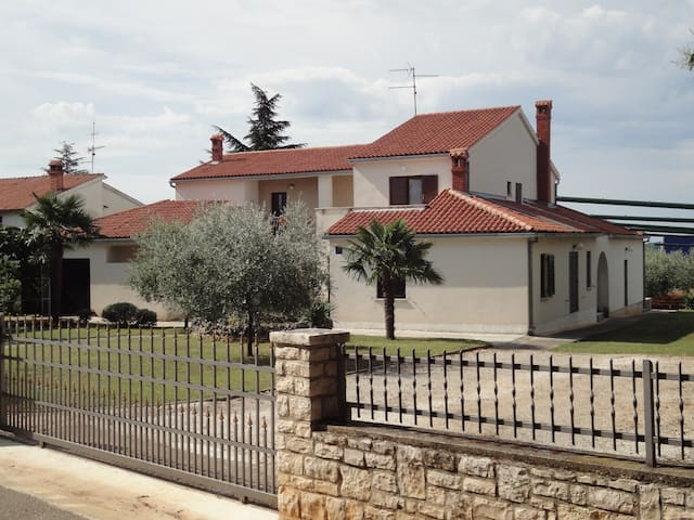 Apartments - Villa Patricia in Porec - Poreč