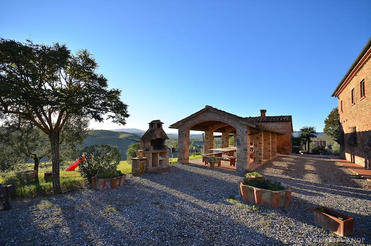 Natura e Relax dal Cuore Toscano - Peccioli - Appartement