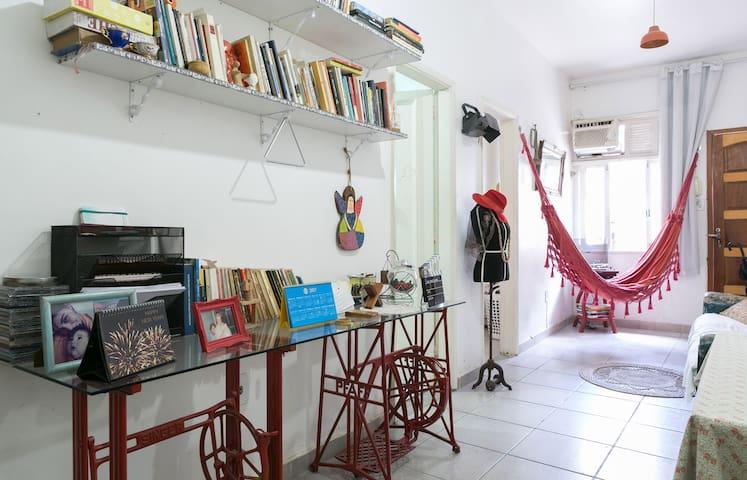 Casa Elegante e Confortável Lapa-Centro - Rio de Janeiro - Casa
