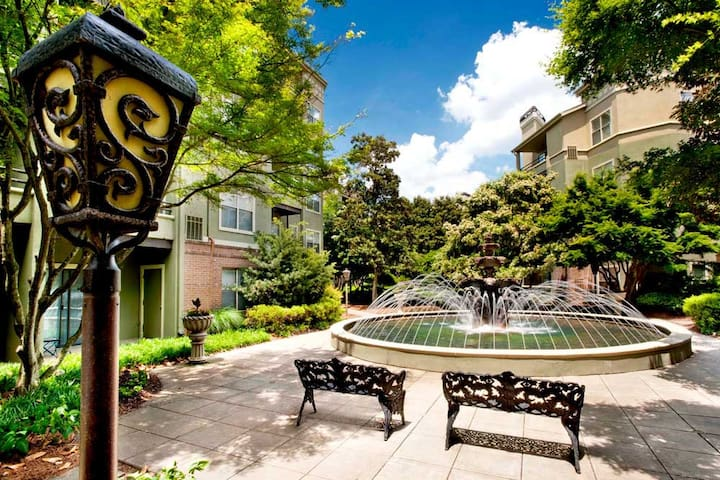 West Buckhead Atlanta Private Stay - Atlanta