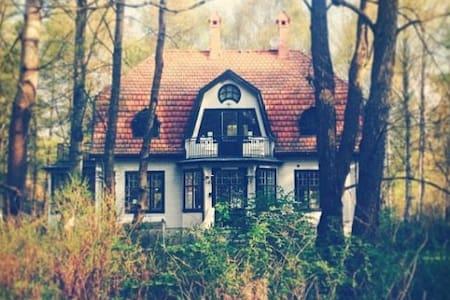 Charming villa just off the beach, Ystad Sandskog - Ystad - Дом