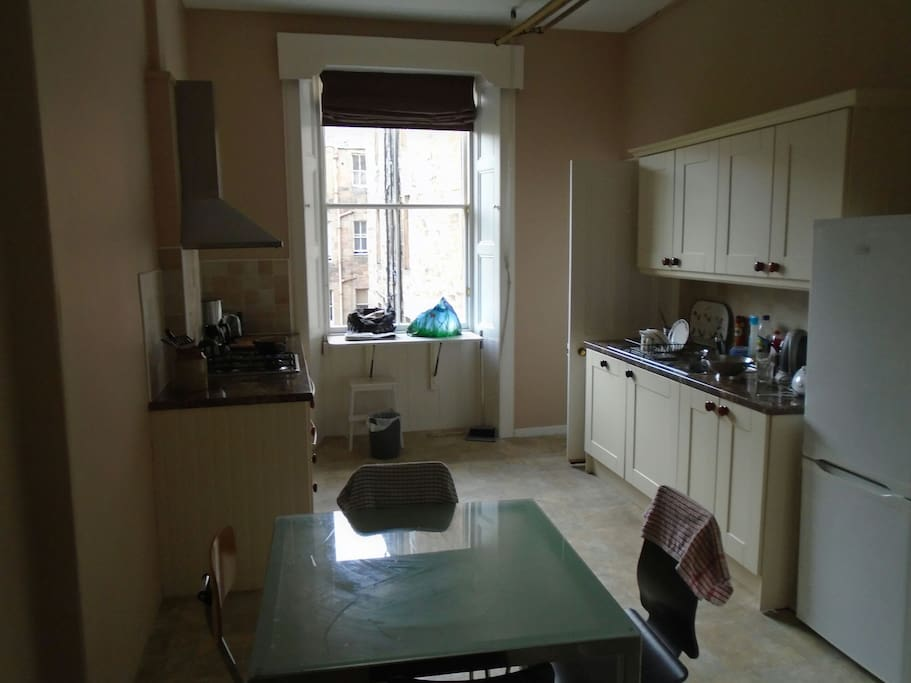 Large dining kitchen - ideal for all the family to enjoy